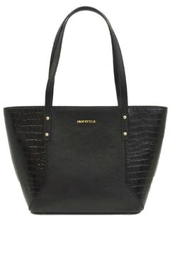 Shoptiques Product: Leather Lenox Tote