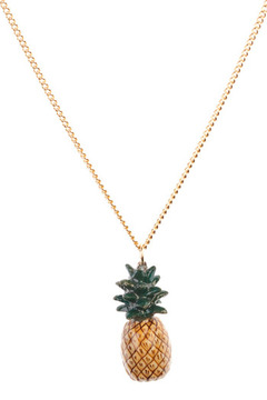 Shoptiques Product: Pineapple Pendant