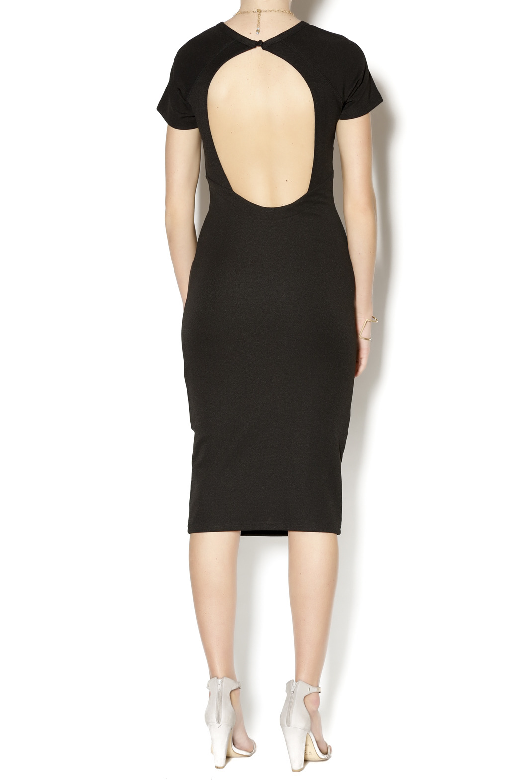 the fifth Remix Dress - Side Cropped Image