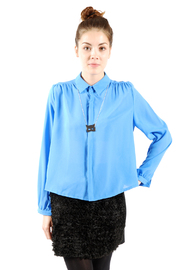 Shoptiques Product: High-Low-Hem Blouse
