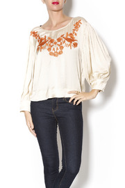 Ivy Jane Embroidered Blouse - Product Mini Image