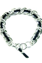 Made It! Braided Silver Bracelet - Product Mini Image