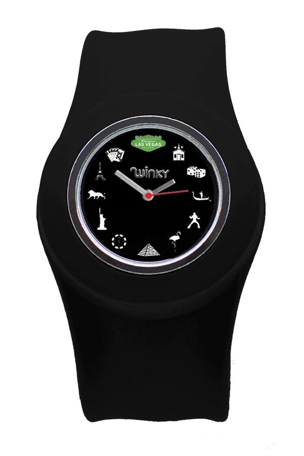 Winky Designs Vegas Slap Watch - Main Image