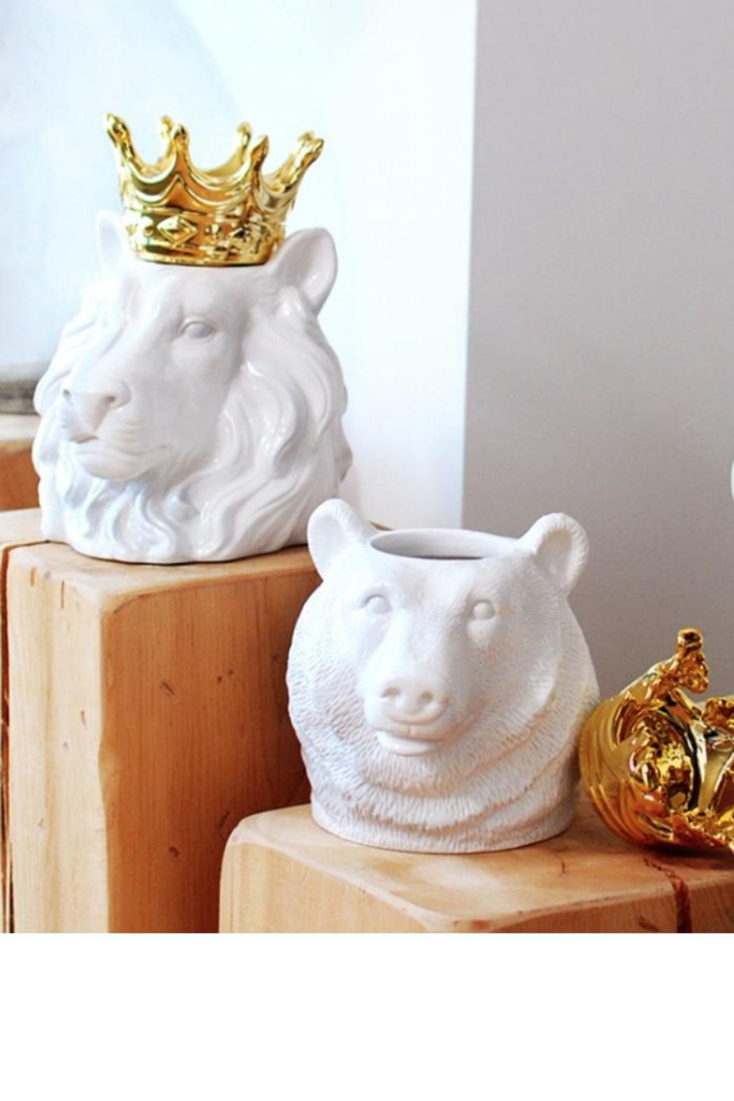 Imm Living Lion Cookie Jar From Seattle By Stuhlbergs