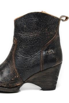 Bedstu Gentry Black Bootie - Alternate List Image