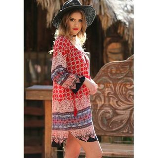Shoptiques Moroccan Inspired Dress