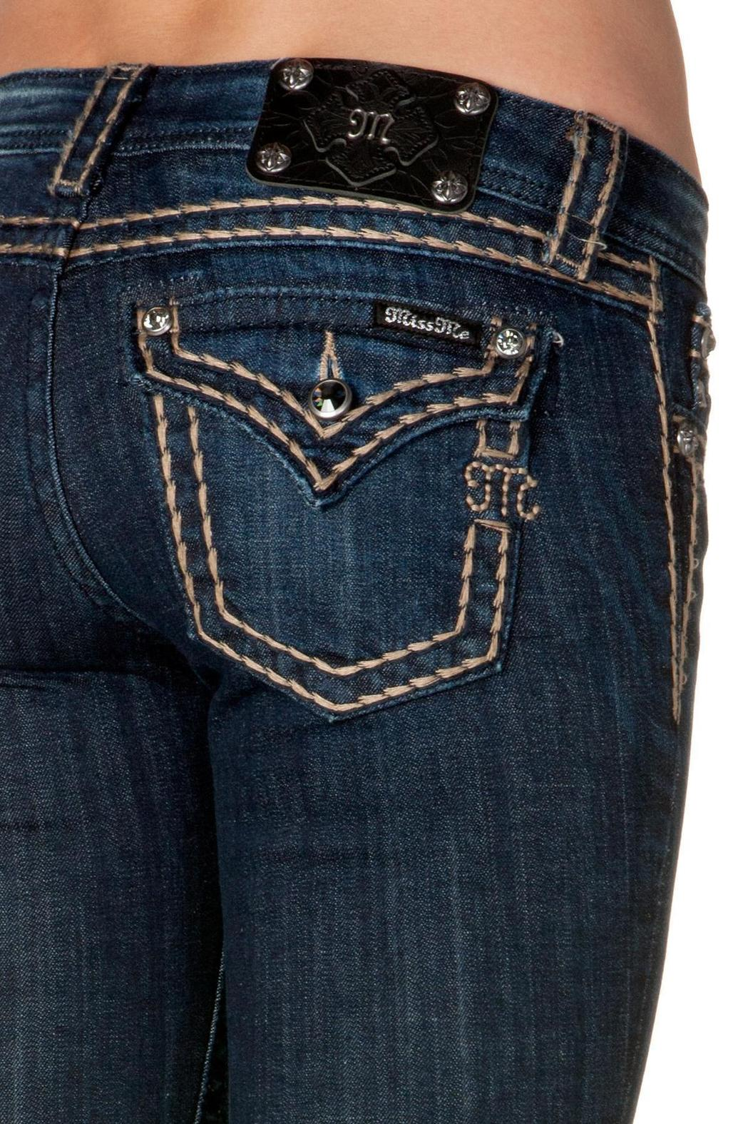 Miss Me Jeans - Back Cropped Image