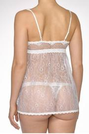 Hanky Panky Dauphine Babydoll - Front full body