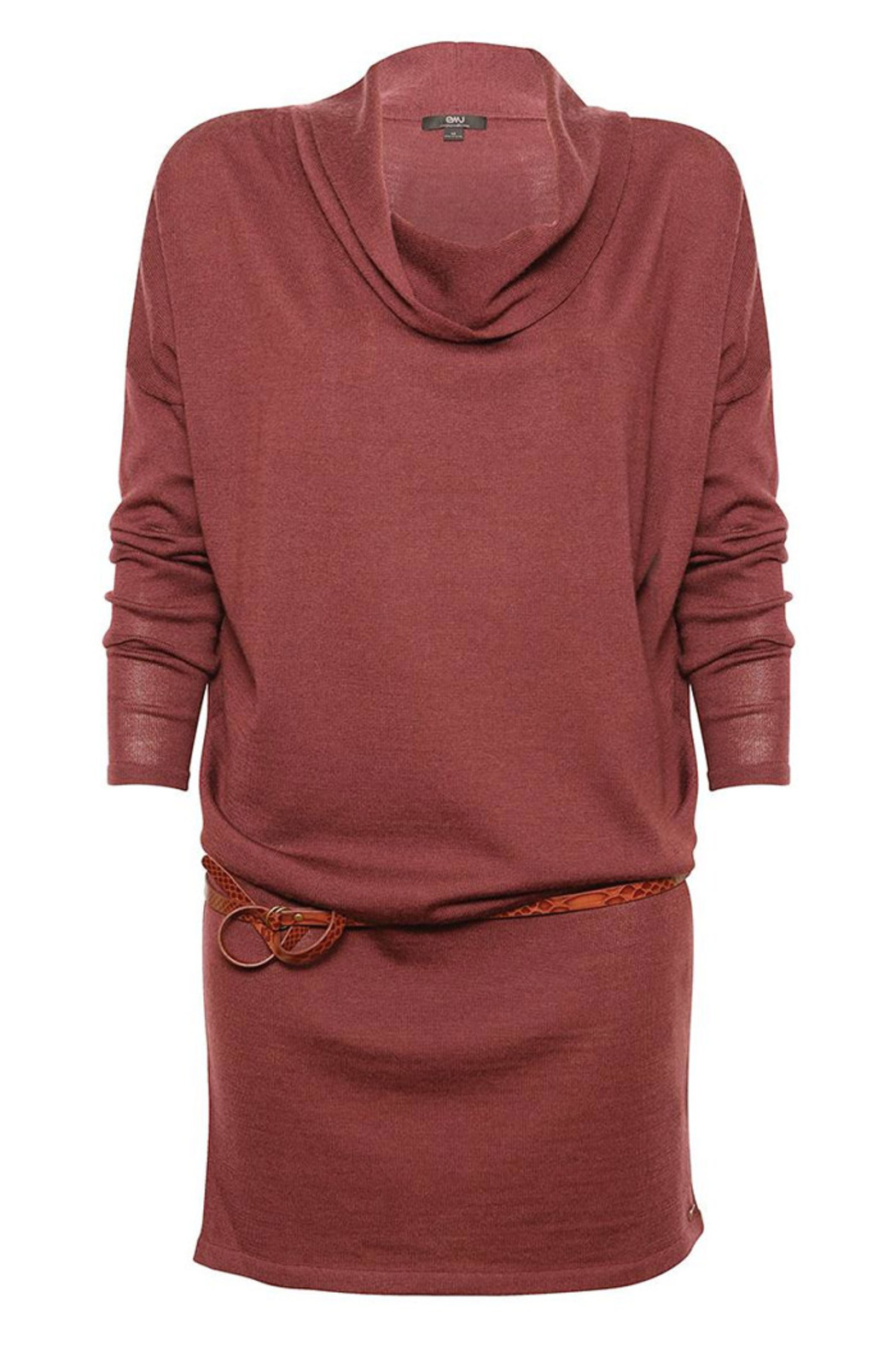 EMU 3-In-1 Sweater Dress - Front Cropped Image