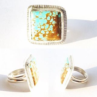 Shoptiques Arizona Square Ring