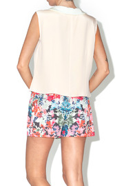 Library Alice Top - Back cropped