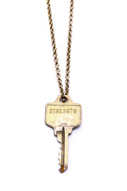 The Giving Keys Giving Key Necklace - Product Mini Image