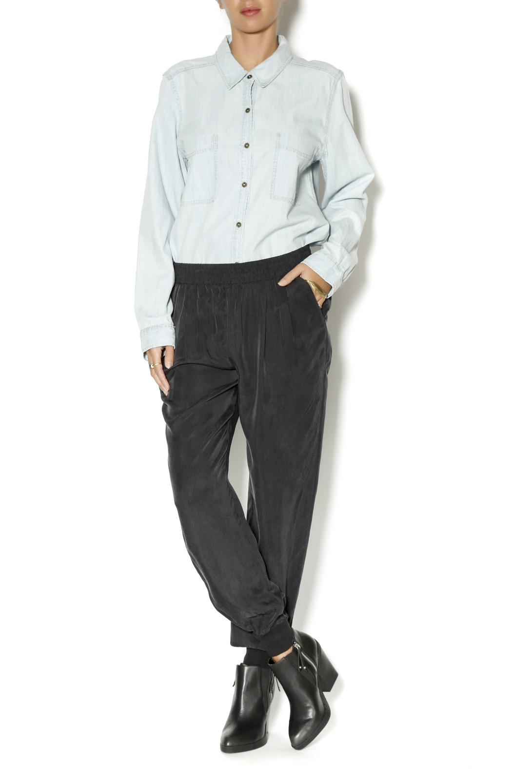 Joie Mariner Pant - Front Full Image