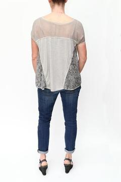 Gentle Fawn Snakeskin Printed Top - Alternate List Image