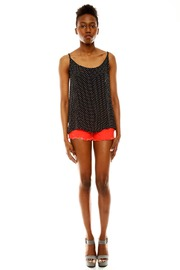 Shoptiques Product: Sleeveless Polka Dot Camisol - Front full body