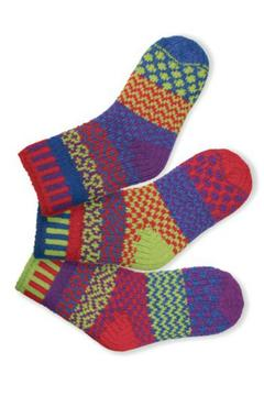 Solmate Socks Dragonfly Children Socks - Alternate List Image