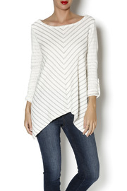 Coin 1804 Lightweight Chevron Top - Product Mini Image