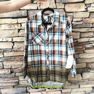 Shoptiques Product: Flannel Shirt