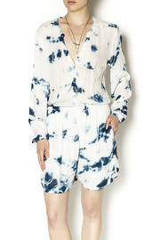 Gentle Fawn Tie Dye Romper - Product Mini Image
