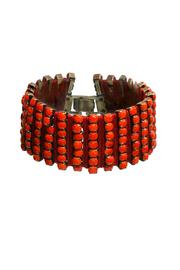 konplott Orange Stone Bracelet - Product Mini Image