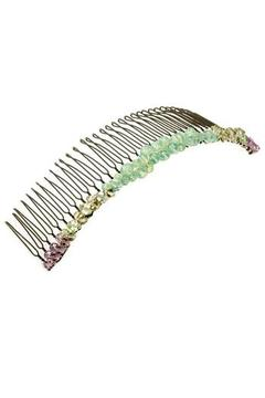 Colette Malouf Large Crystal Comb - Product List Image