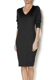 judy p V Neck Dress - Product Mini Image