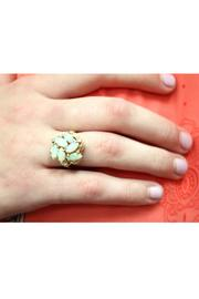 CDO  Opal Cluster Ring - Front cropped
