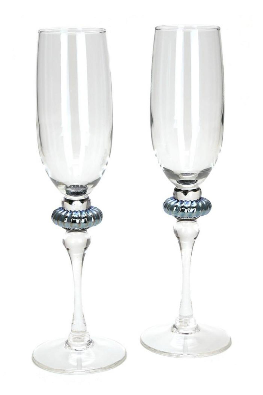 Glass Flutes - Front Cropped Image