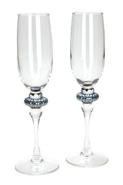 Shoptiques Product: Glass Flutes