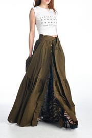 MHGS Olive Maxi Skirt - Other