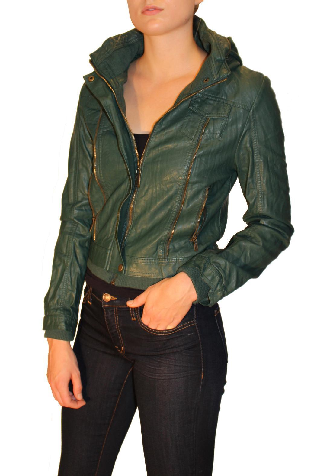 Vancouver leather jackets