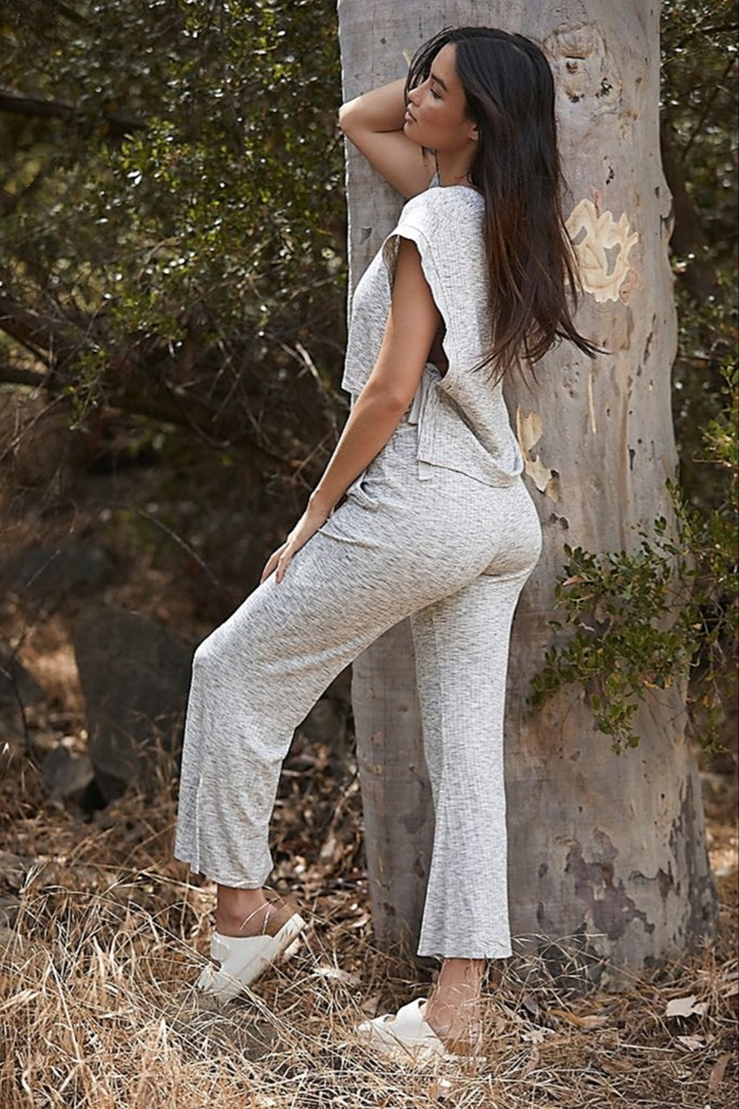 Free People Fab Flare Set - Front Full Image