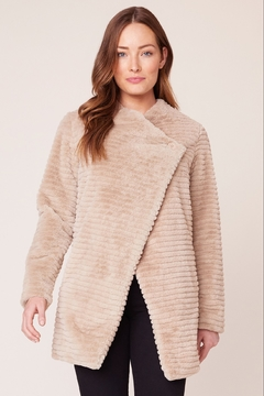 BB Dakota Fab Moment Faux Fur Jacket - Product List Image