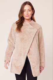 BB Dakota Fab Moment Faux Fur Jacket - Product Mini Image
