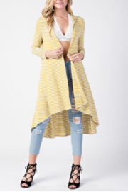 Mittoshop Fab Stripe Duster - Front cropped