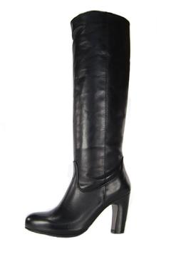 Shoptiques Product: Heeled Leather Boot