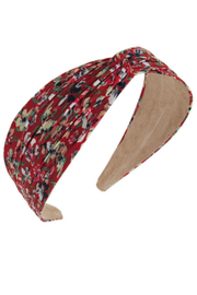 Pin & Tube Fabric covered headband - Product Mini Image