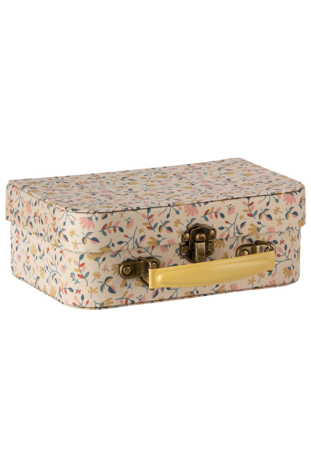 Maileg Fabric Suitcase Set - Side Cropped Image