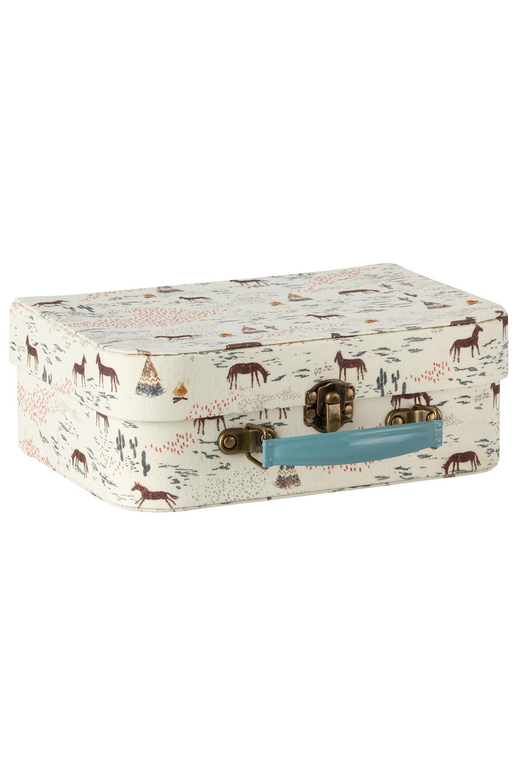 Maileg Fabric Suitcase Set - Front Full Image