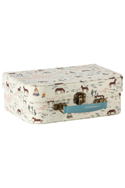 Maileg Fabric Suitcase Set - Front full body