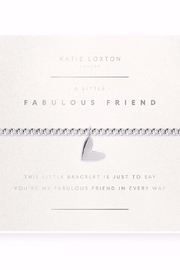 Katie Loxton Fabulous Friend Bracelet - Product Mini Image