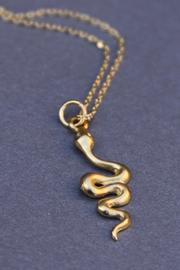 Reija Eden Jewelry Snake Necklace - Product Mini Image