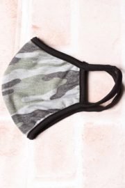 Faith Apparel Face Mask - Front cropped