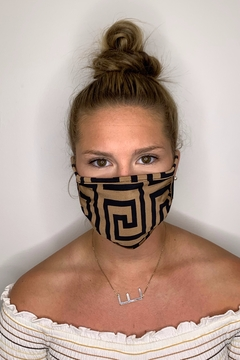 Fame Accessories Face Mask - Product List Image