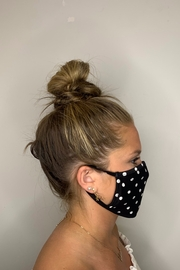 Fame Accessories Face Mask - Front full body