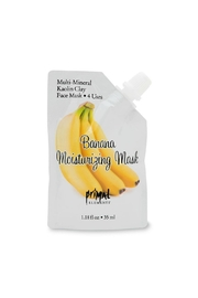 Primal Elements Face Mask Banana - Product Mini Image