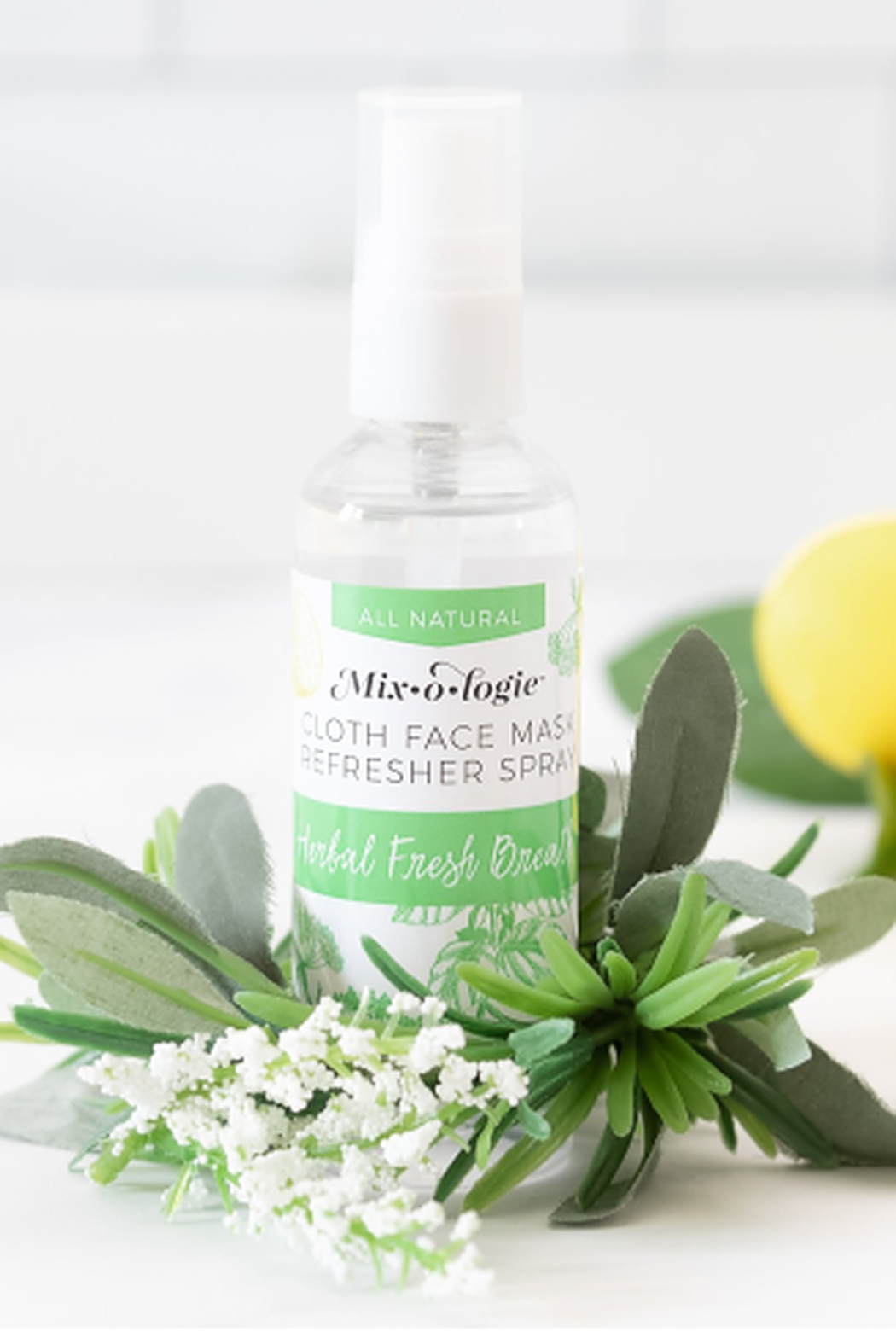 Mixologie Face Mask Refresher  Spray - Front Cropped Image