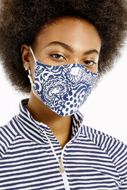 Lilly Pulitzer  Chillylilly Adult Face Mask-Set of 3 - Front full body