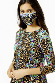 Lilly Pulitzer  Chillylilly Adult Face Mask-Set of 3 - Side cropped