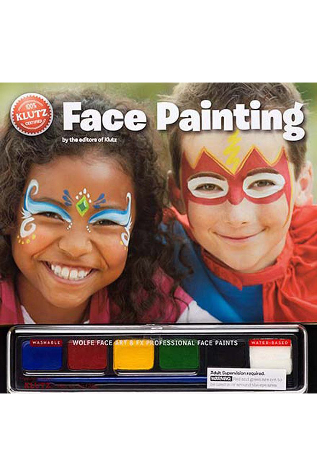 Klutz Face Painting - Main Image
